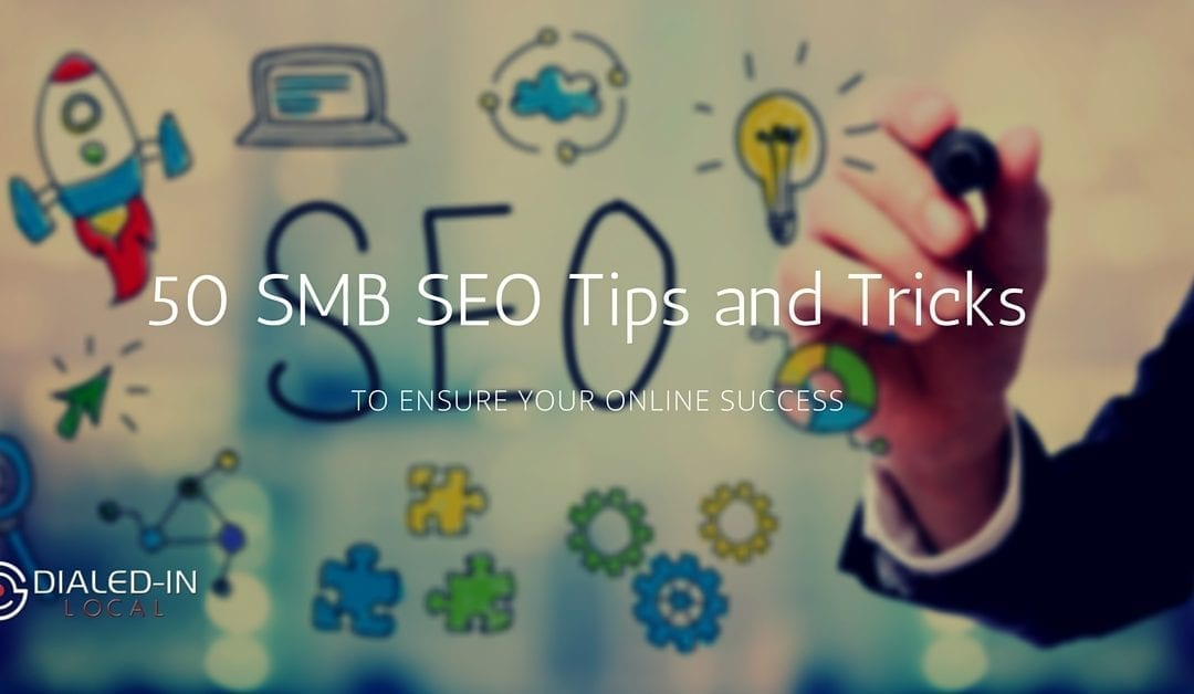 50 Small Business SEO Tips and Tricks to Ensure Your Online Success
