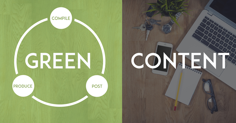 Content Marketing Gone Green: 3 Ways To Recycle Old Content